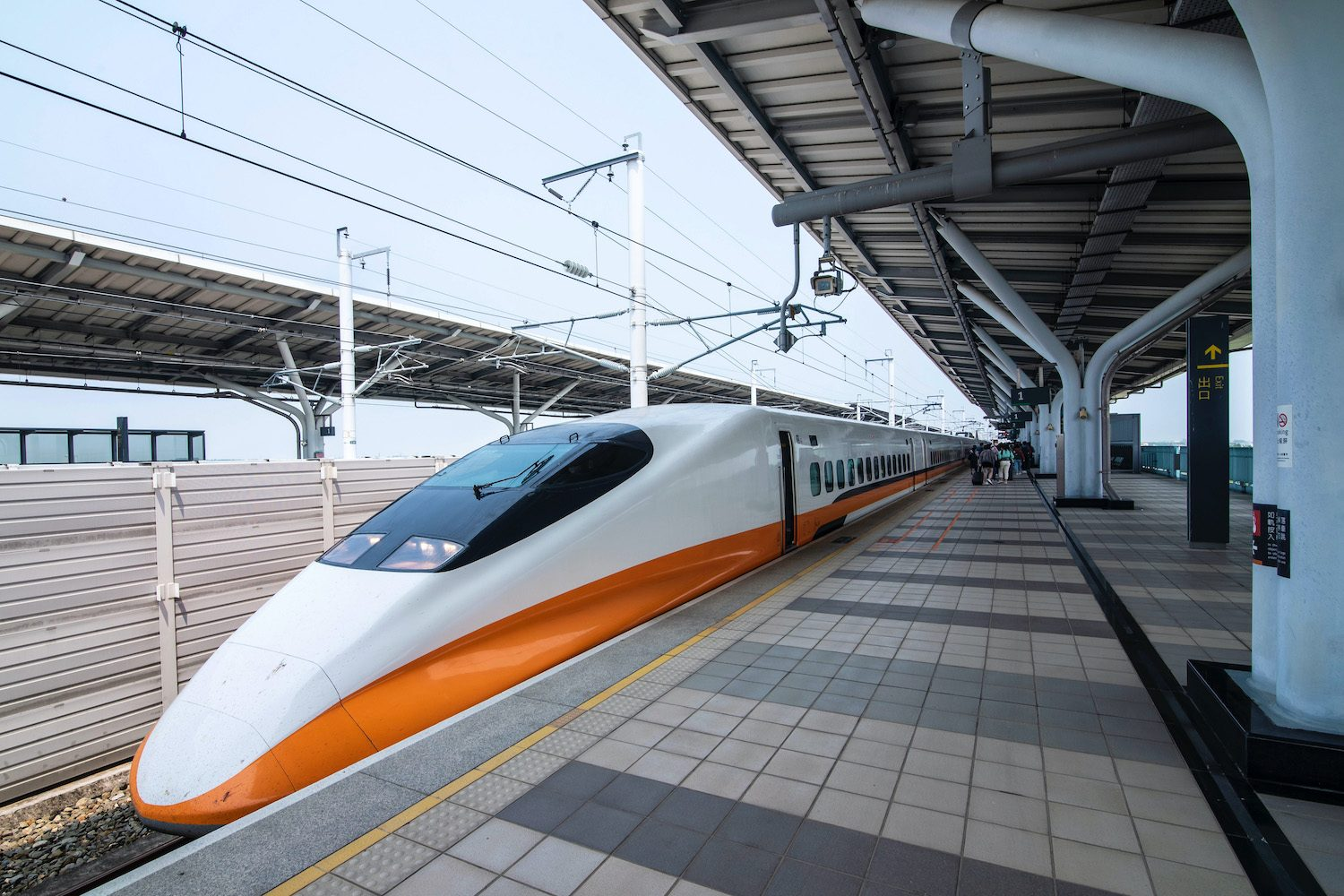 Should You Take Taiwan's High-Speed Rail?