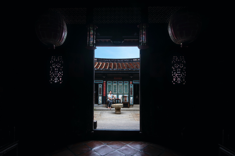 Taiwan's Final Frontier