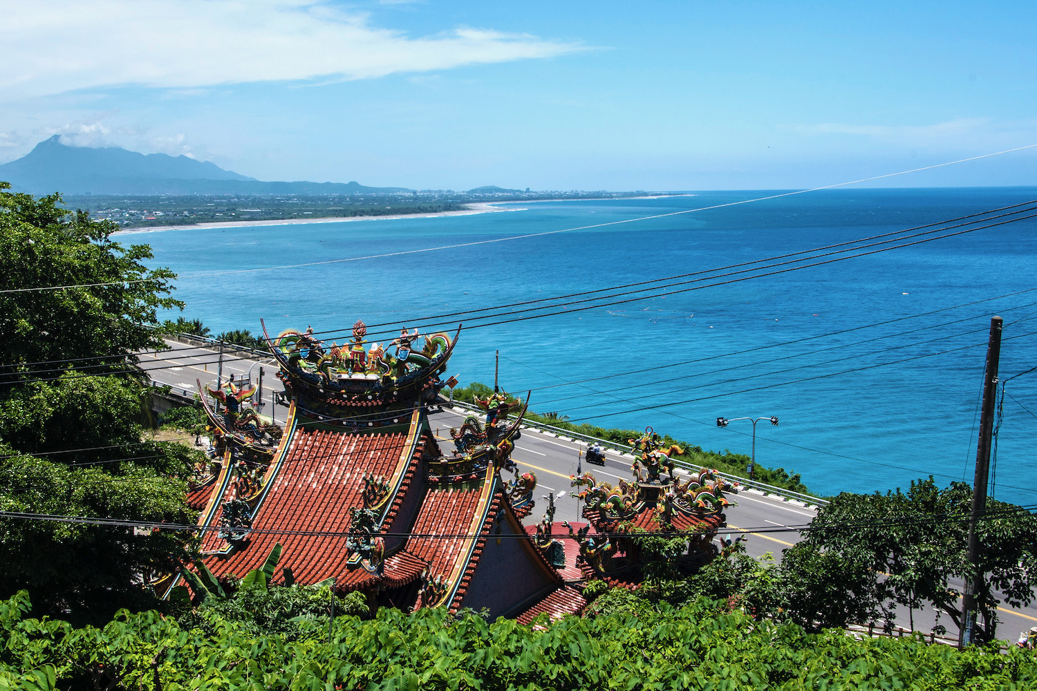 How to Hit Taiwan's Open Road